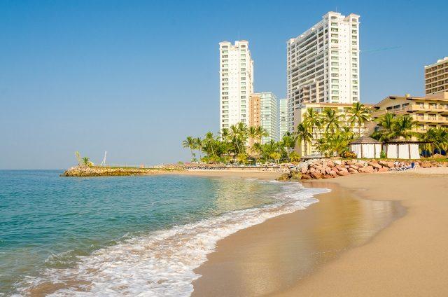 Mucho para disfrutar en las playas de Puerto Vallarta