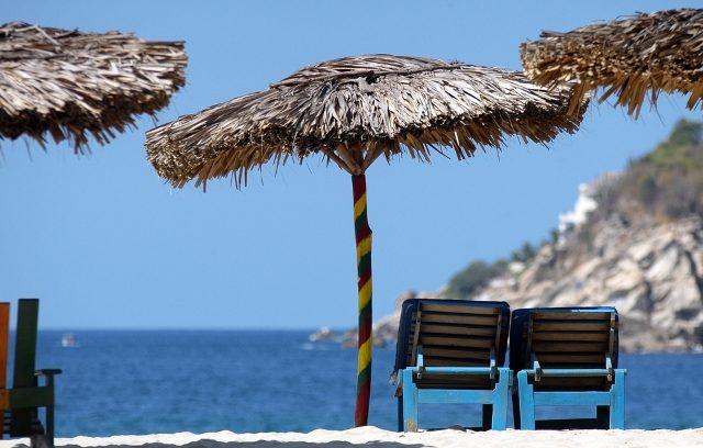 Playa Las Gemelas en Vallarta