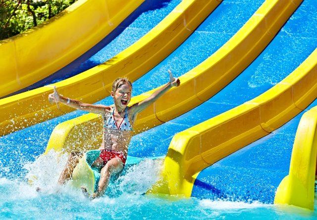 parque acuatico Splash Nuevo Vallarta