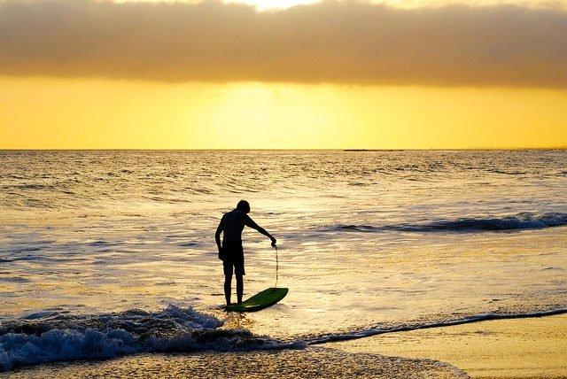 Boogie board, ¡lanzate al mar y atrapa olas en Bucerias!