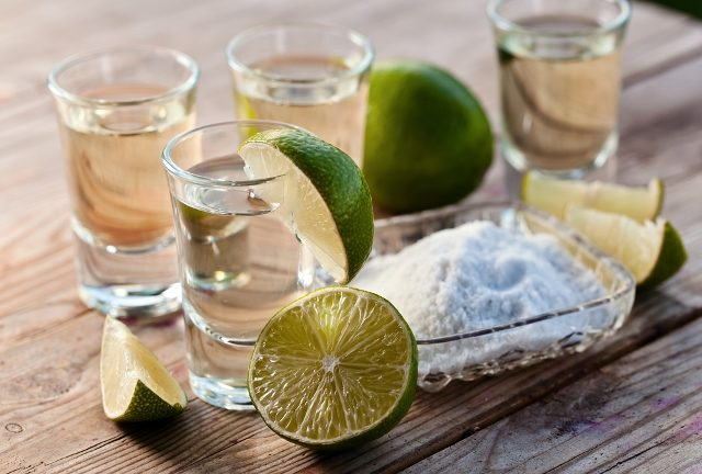 Taste some Tequila in Cancun