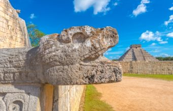 Travel into History when You Visit the Mayan Ruins in Chichen Itza