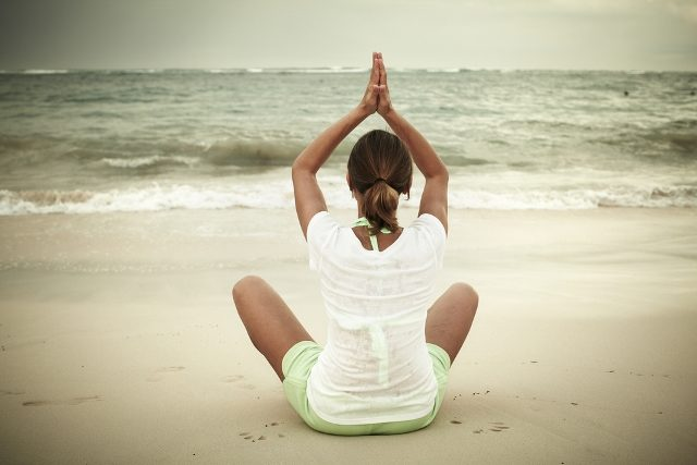 Unwind while Practicing Yoga in Cancun
