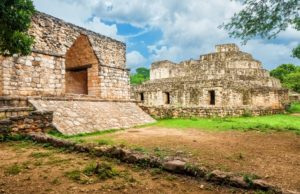 Ek Balam one of the most important archeological sites of Yucatan
