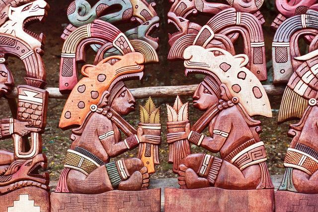 Diosa maya internacional holbox un concurso para for Informacion de la cultura maya