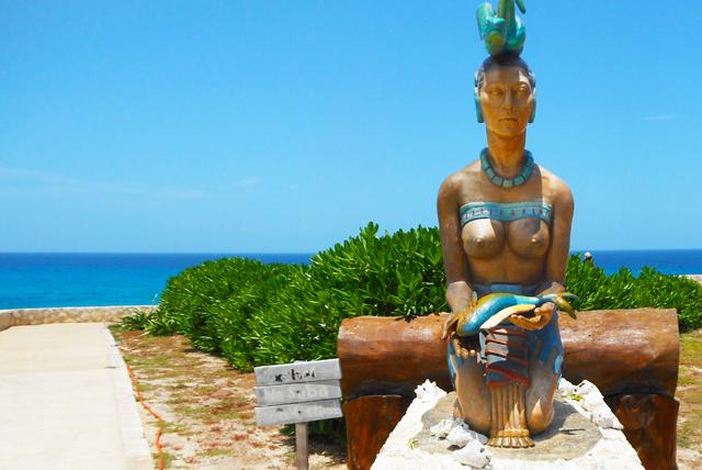 La Diosa De La Fertilidad Ixchel Tiene Su Tiemplo En Isla Mujeres