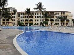 Nuevo Vallarta, zona residencial del Pacifico