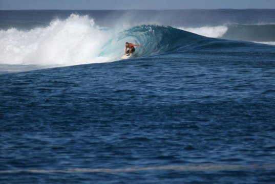 Surfing por las costas de Punta Mita