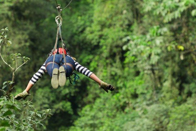 Tirolesa Xplor, una aventura de altura y adrenalina